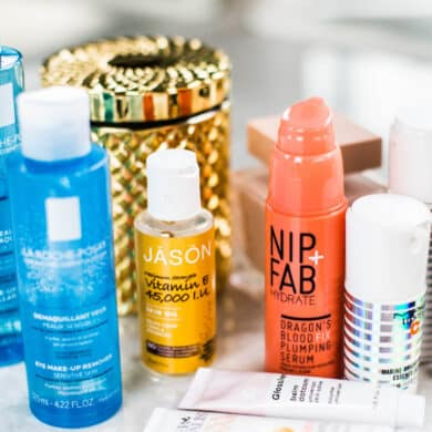 skincare products with anti aging ingredients